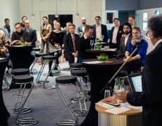 Wirtschaftsjunioren bei Isinger+Merz